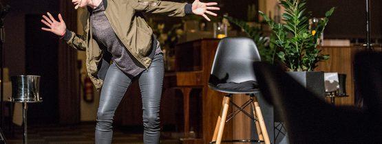 Nora Boeckler – Comedydinner 2017