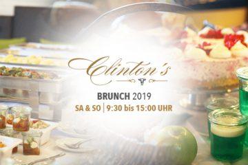 CLINTON`S BRUNCH 2019